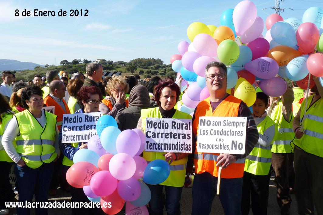 2ª Caminata Protesta 2012