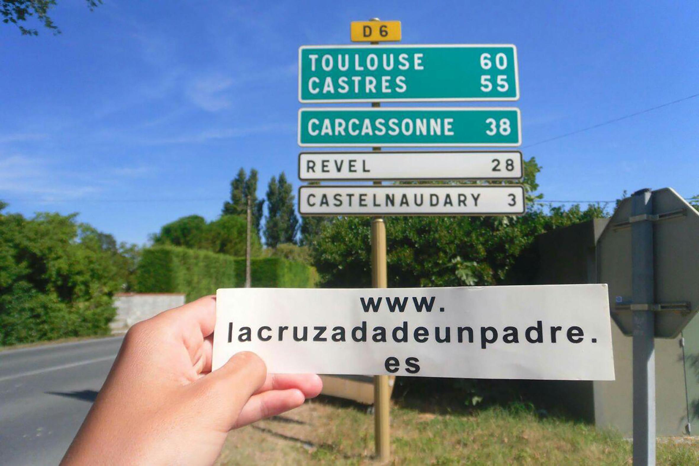 Lacruzada en Francia