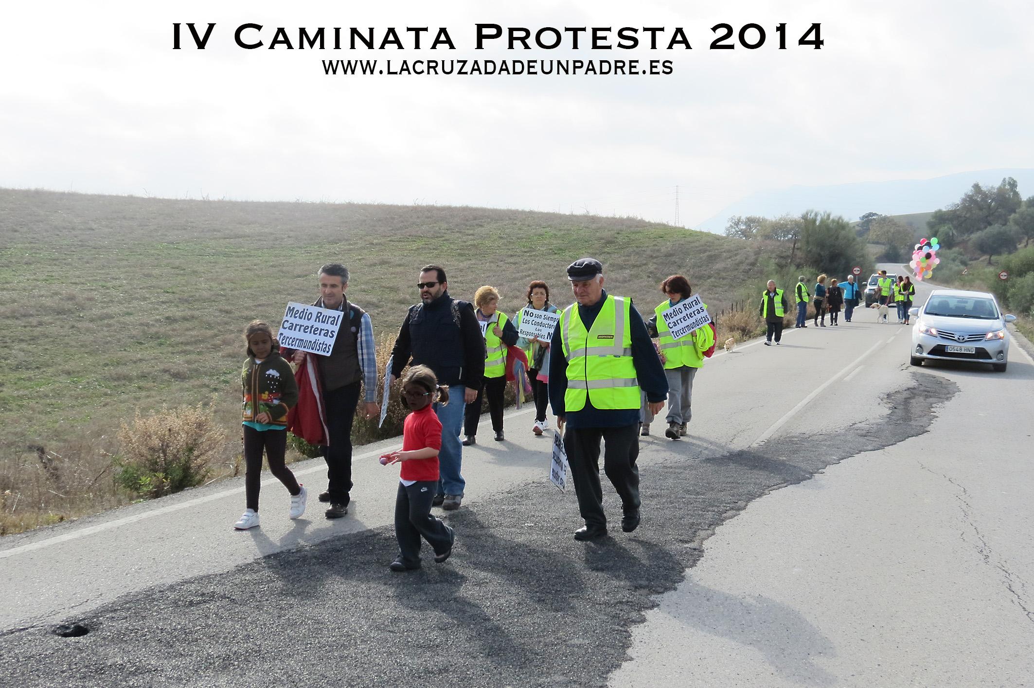 Caminata 2014